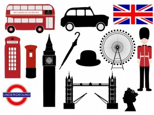 london-icons-clipart